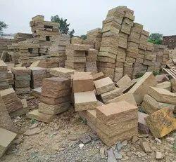 Hand Chiseled Walling Stone