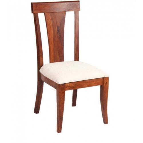 Brown Wooden Dinning Chair, Size/Dimension: Standard
