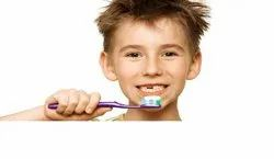 White Kids Toothpaste, Packaging Type: Tube, 3-10yr