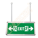 Box Type Two Side LED Exit Sign