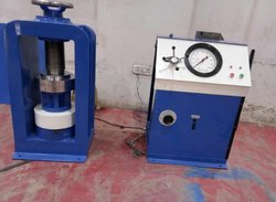 Electric Operated Compression Testing Machine