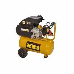 AC Single Phase NMB Portable Air Compressor, 8 L -50 L