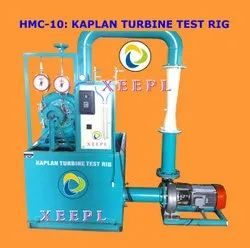 Kaplan Turbine Test Rig