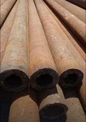 MS Industrial Round Pipe