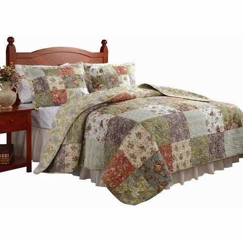 Cotton Bed Quilts at Rs 850 /piece   Kapas Rajai - Desi Kapda ... : cotton bed quilts - Adamdwight.com