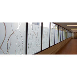 Plain Decorative Glass Film, 5 Mm