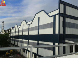 PEB Structural Turnkey Projects