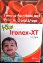 Ironex-XT Ferrous Ascorbate And Folic Acid Oral Drops