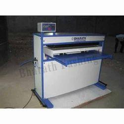 Manual Heat Transfer Fusing Machine