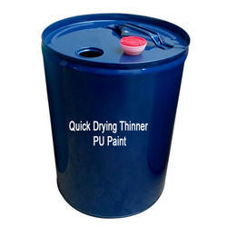 Oil Based Paint Rising Quick Drying Thinner PU Paint