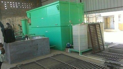 Woolen Industry Effluent Treatment Plants