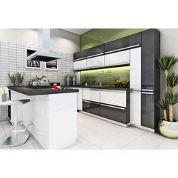 Godrej Modular Kitchens