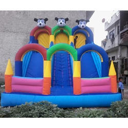 Kids Mickey Mouse Inflatable Bouncy
