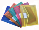 Classik Plastic Button File Folder _616