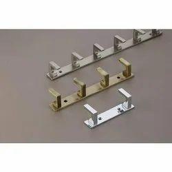 Aditi Enterprise White Metal Wall Hangers, Shape: Rectangular