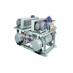 Three Phase Ac HVAC Control System