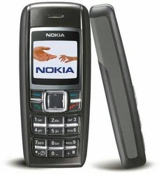 Keypad Nokia 1600 Mobile, Screen Size: 1.4