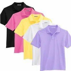 Hosiery Mens Plain T Shirt