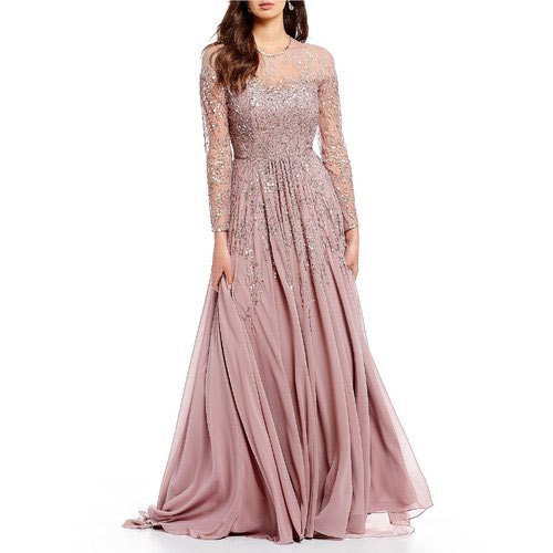 92822cb129f Ladies Designer Party Wear Gown