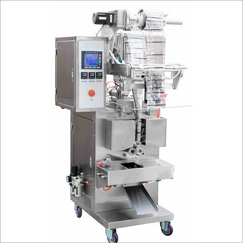 Tomato Ketchup Pouch Packing Machines, Single Phase And 230 VAC