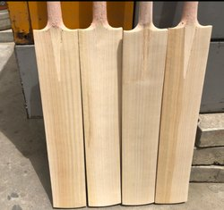 custom made english willow plain bats