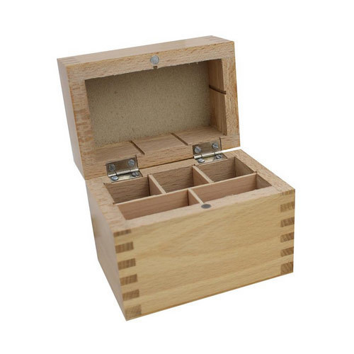 Attractive Wooden Storage Box
