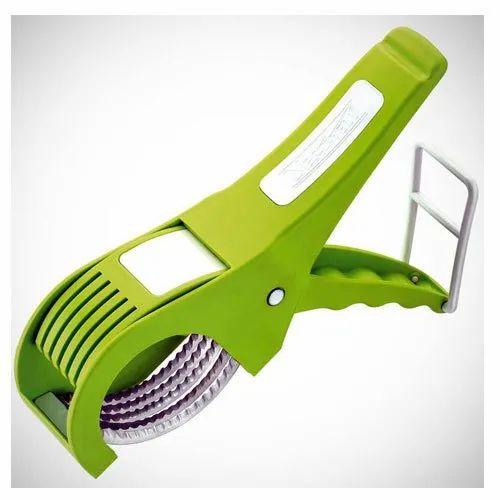 Green Vegetable Cutter