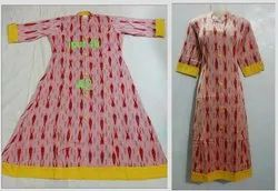 Ikath Princes Cut Long Kurti