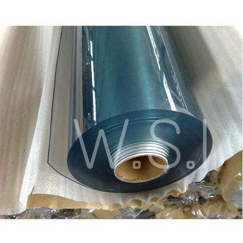 PVC Flexible Clear Sheet