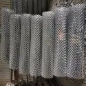 Stainless Steel Ss 316 Chain Link Fencing, Packaging Type: Roll, Material Grade: Ss316