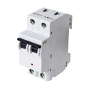 Two Pole Miniature Circuit Breaker