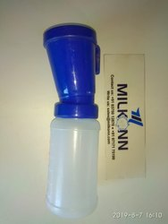 White Plastic Dip Cup, For Dairy