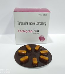 Terbinafine 500mg Tablet