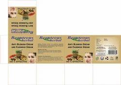 HERBAL CREAM Fairness Cream, Packaging Size: 50GM