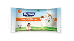 Hatsun Medium Fat Dairy Whitener, Packaging Type: Pouch
