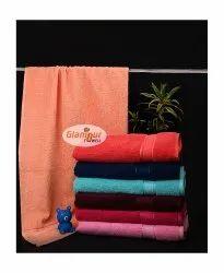 Glamour Towel Cotton Plain Dyed, Size: 36*72