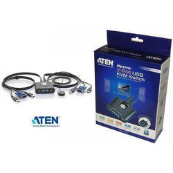 Aten CS22U 2-Port USB Cable KVM Switch