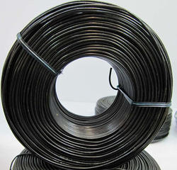 MS Black Annealed Wire, Packaging Type: Coil