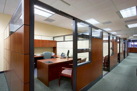 Office interior decorators