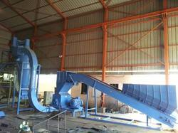 Glass Grinding Plant