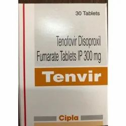 Tenofovir Disoproxil Fumarate Tablets IP 300mgACA