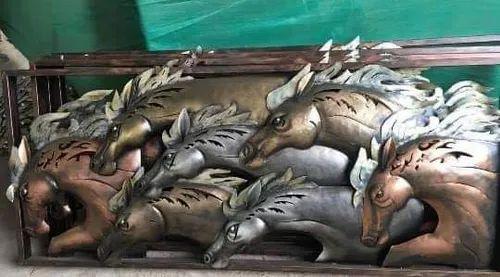 Iron Wall Handicrafts IHK13016