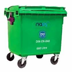 Garbage Container 660 L