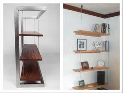 Book Shelf Hanging System