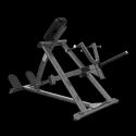 True Upper Body Lever Row, Weight: 82 Kgs, Model Name/number: Xfw-5500
