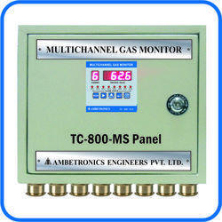 Gas Detection Monitoring