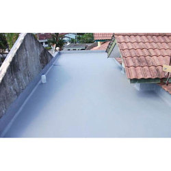 Terrace Wall Waterproofing Coating
