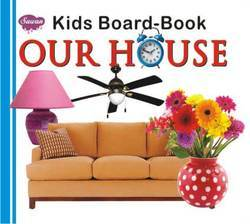 Kids Board Book Our House