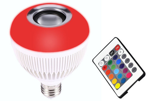 Bulb Led Color Bluetooth Multi Speaker 0wnOkP