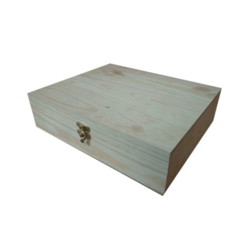 Rectangle Wooden Gift Box